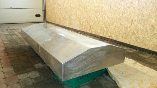 Happekindel alumiinium