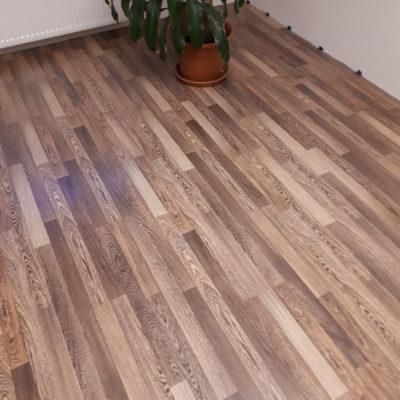 Korteri laminaat põrand