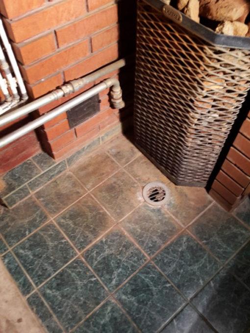 Katlakivi saunas