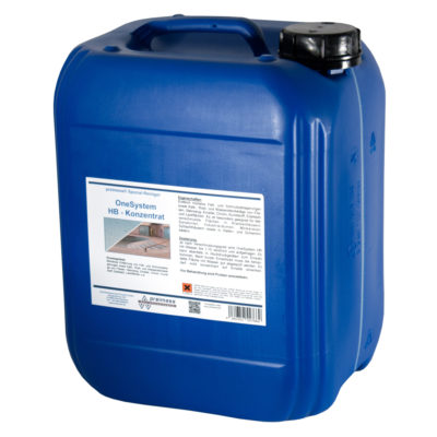 OneSystem sanitaarpuhastusvahendi kontsentraat HB 10L