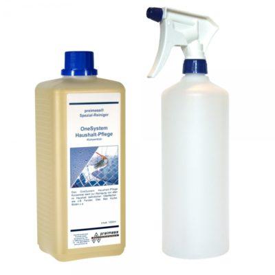 OneSystem puhastusvahendi kontsentraat majapidamisse