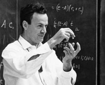 nanotehnoloogia feynman